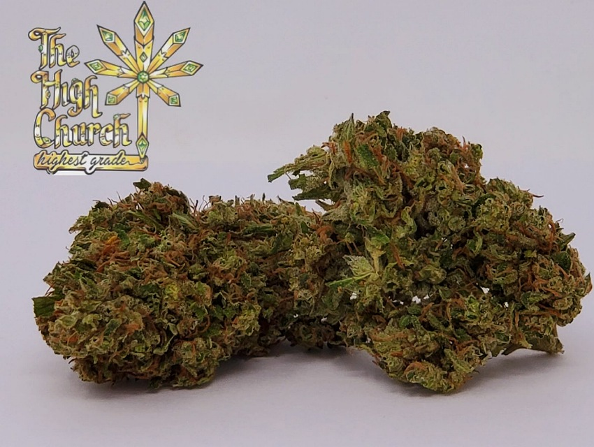 Double Headband OG *Seeded* - Sun Grown
