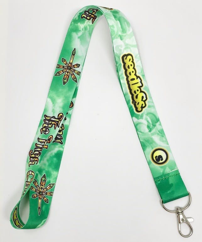 Emerald Green Lanyard